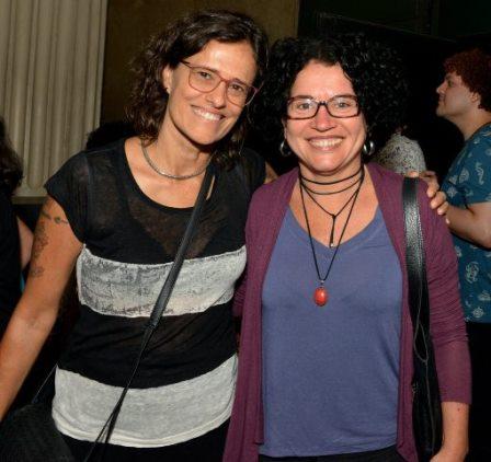Zélia Duncan e Viviane Mosé