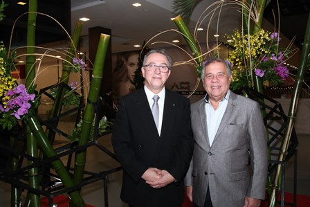 Reverendo Miguel Bonfim e Reverendo Jorge Miguel