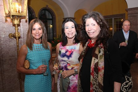 Gabriela Matarazzo,Teresa Aczel e Anna Maria Tornaghi