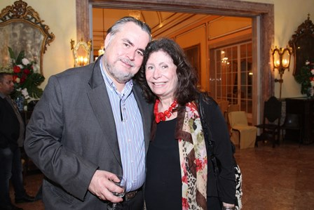 Claudio Magnavita e Anna Maria Tornaghi