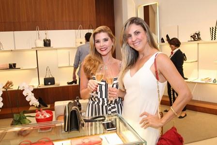 Bianca Marques e Janine Sad