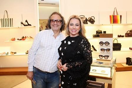 Ze Ronaldo Muller e Ariadne Coelho