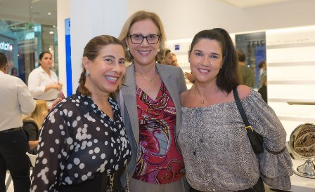 Alice Tamborindeguy, Jane Sylvia Crivella, Joana Maria Teixeira