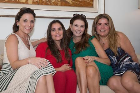 Ana Cecilia Chaves de Azevedo, Angelica Zandona, Beth Giraldez, Carolina Mendes