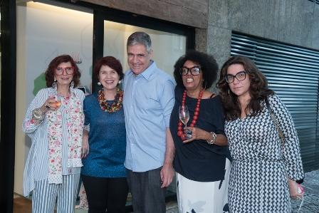 Anamaria Montezano Ana Laura Cunha  Toni Oliveira   e Cida Gusmao  e Bia Zany