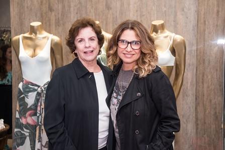 Anne Beatrice Estil e Veronica Sabino