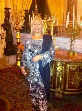 Baronesa Geuza Nascimento de Oliveira Alvarenga Amaro