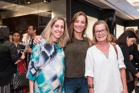 Beatriz Marques Carolina Landau e Maria Tuca