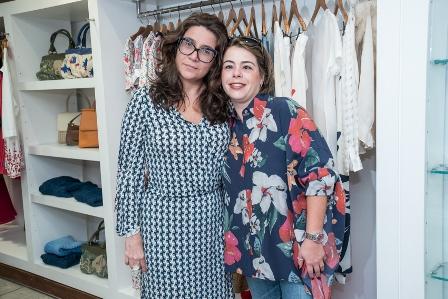 Bia Zany e Carol Milano