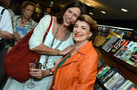 Renata Almeida Magalhães e Norma Simões