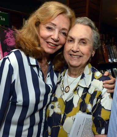 Julia Gibson e Regina Clarck