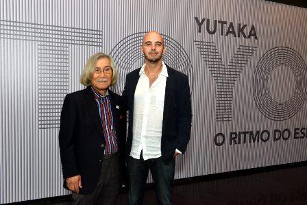 Yutaka Toyota e Pedro Erber
