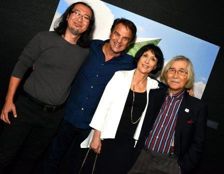 Gianni Toyota , Jorge Mall , Denise Mattar e Yutaka Toyota