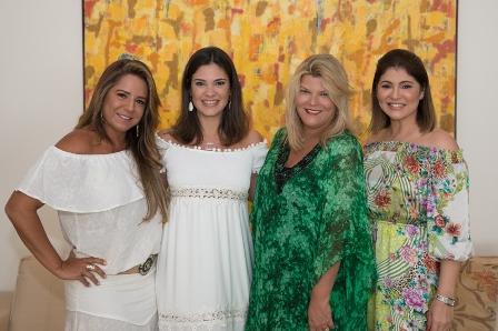 Debora Uchôa, Luciana Fontes, Monica Swaelen, Roberta de Andrade Neves