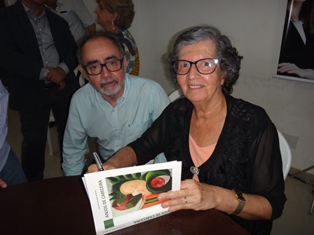 Erico Guanais e Lélia Vitor Frnandes