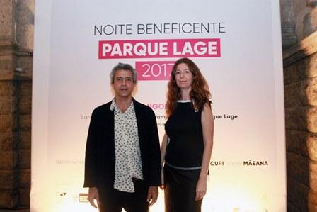 Ernesto Neto e Lili kemper