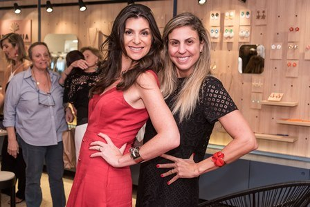 Isabelle Bahia e Janine Sad
