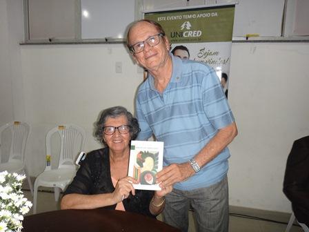 Lélia Vitor Fernandes e Raimundo Luiz Lopes