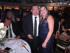 Luiz e Rosangela Rocha Mercës