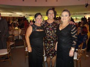 Marinalva Rios, Iracema Brandão e Rita Jatobá
