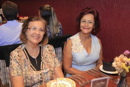 Neilza Menezes e Maria da Conceição Carvalho