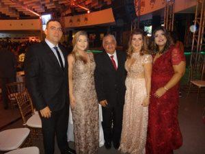 Ramon e Bruna Pimenta Silva, Tarcizio,Maria das Graças e Brenda Pimenta