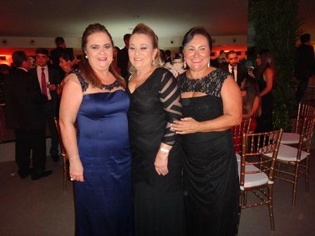 Sandra Peggy. Rita Jatobá e Marinalva Rios