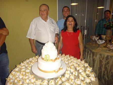 Sebastião e Cinira Soares .