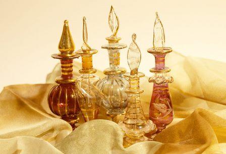 O perfume Attar