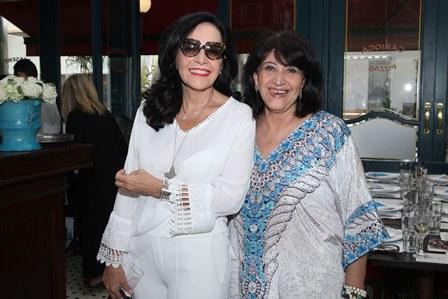 Liliana Rodriguez e Micheline Thomé