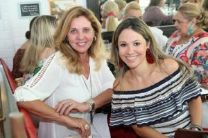 Katia Spolavore e Alessandra Amaral