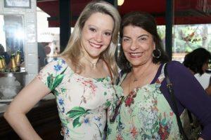 Roberta Monteiro da Fonseca e Rose May Addario