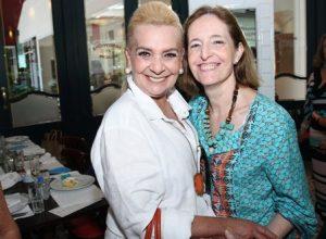 Vera Bangel e Ady Penteado