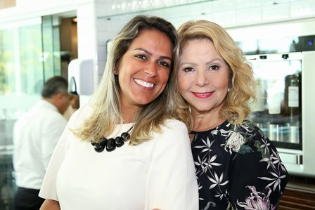Bia Bottini e Catia Garrido