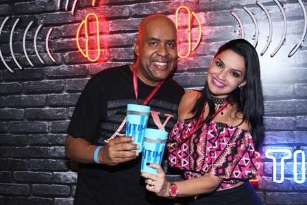 Marcos Auélio Fernandes e Rosa Rodrigues