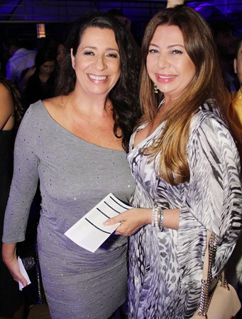 Ana Torres e Kristhel Byancco