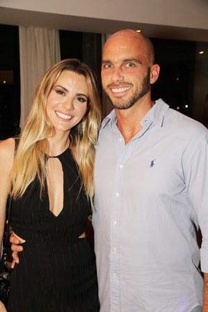 Ana e Rafael Boechat
