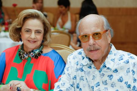 Cristina e Claudio Aboim