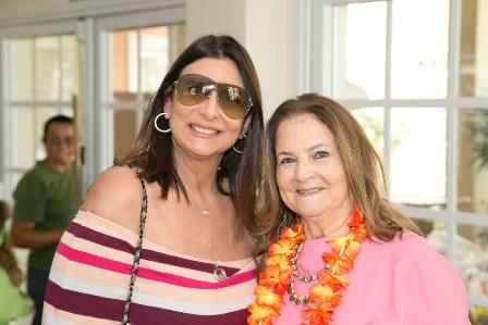 Denise Grassi, Nanci Soares