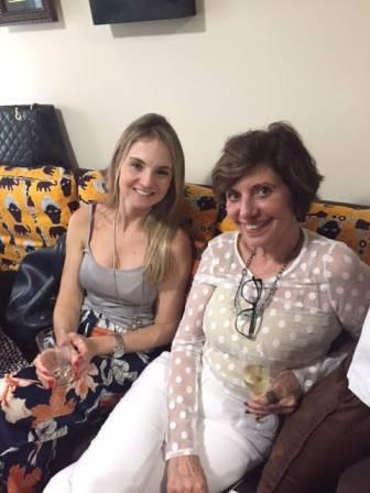 Isabella Higashi e Fatima Do Coutto