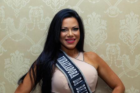 Jennicer Garzon  - Embaixadora da Beleza Venezuelana