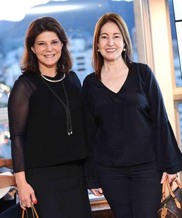 Paula Neder e Lu Fernandez