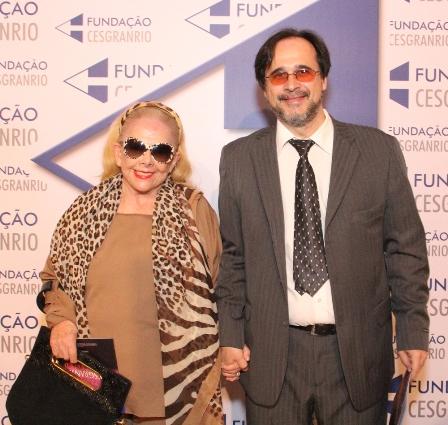 Regina e Marcos Lemos