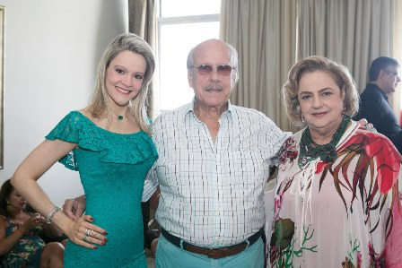 Roberta Monteiro da Fonseca, Claudio e Cristina Aboim