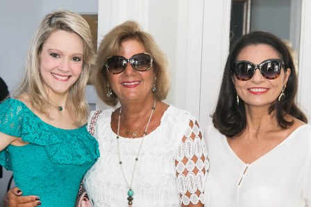 Roberta Monteiro da Fonseca, Rosana Rodrigues, Bebe Schmidt