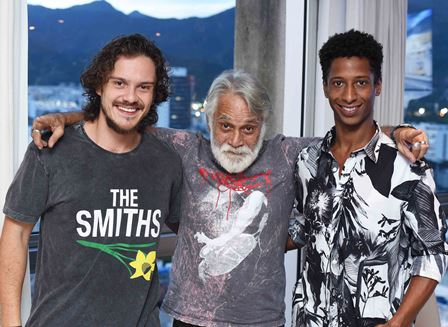 Yuri Ribeiro Julio Braga e Bruno Barboza
