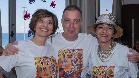 Fátima Do Coutto, Bayard Boiteux, Sonia Mattos