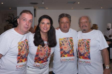 Bayard Boiteux, Joana e Aloysito Maria Teixeira, Sebastião Marinho