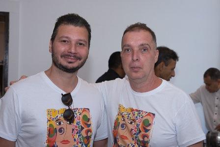 Claudio Diniz, Bayard Boiteux