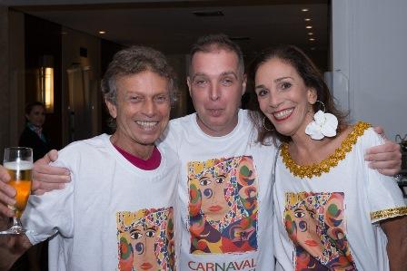 Marco Rodrigues, Bayard Boiteux, Alicinha Silveira